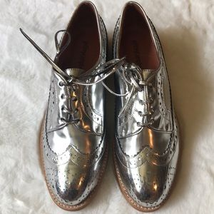 Jeffery Campbell townsEnd oxfords shoes